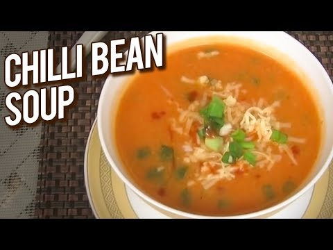 Chilli Bean Soup Recipe – How To Make Kidney Bean Soup –  Monsoon Special – Rajshri Rewinds – Ruchi