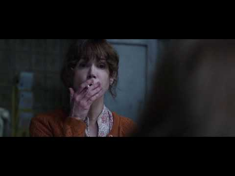 The Conjuring 2 (2016) What Are You Two Doing Scene Clip