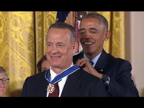 Obama Awards Presidential Medal of Freedom FULL EVENT