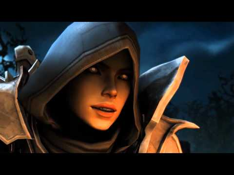 Diablo3 - Demon Hunter Trailer [HD]