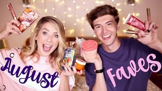 Video Chatty August Favourites 2016 | Zoella MP3, 3GP, MP4, WEBM, AVI, FLV April 2018