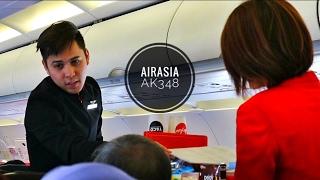 Video AIR ASIA AK348 FLIGHT EXPERIENCE KUALA LUMPUR TO YOGYAKARTA MP3, 3GP, MP4, WEBM, AVI, FLV Juni 2018