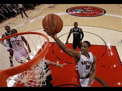 Video: Nets vs Raptors: Game 2 Flash Recap