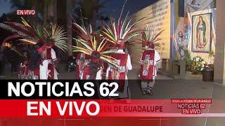 Veneración a la virgen de Guadalupe en Los Ángeles – Noticias 62 - Thumbnail