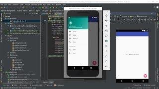 Video Membuat Aplikasi Android Pertama dengan Android Studio MP3, 3GP, MP4, WEBM, AVI, FLV Desember 2018