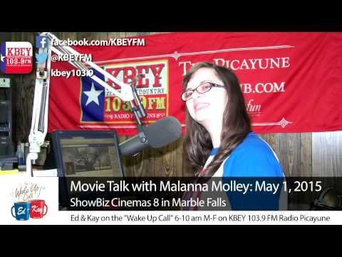 MovieTalk with Malanna Molley: May 1