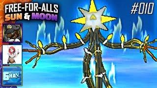 Pokémon Sun & Moon FFAs #010 Feat. PKSparkxx, CuddleofDeath & 6fthax! by King Nappy