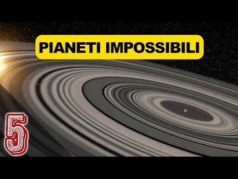 5 cose impossibili che accadono su altri pianeti