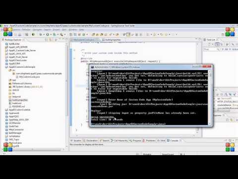 Custom Code Video