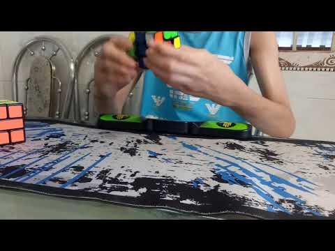 The Valk 3 Edge Mod some sub 10 solves (видео)