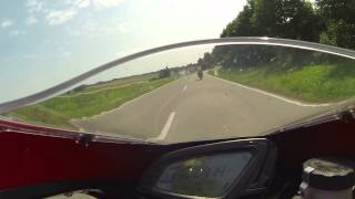 6. MV AGUSTA F3 675 und BMW S1000 RR