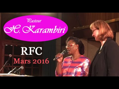 RFC Rouen- Pasteur Hortense Karambiri