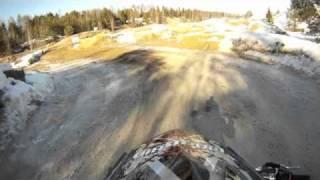 8. 900MX First ride Uringe mid size MX track KTM 65