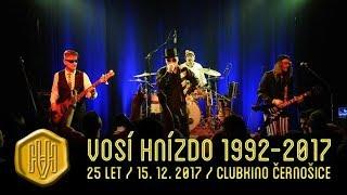 Video Vosí hnízdo - záznam výročního koncertu 25 let