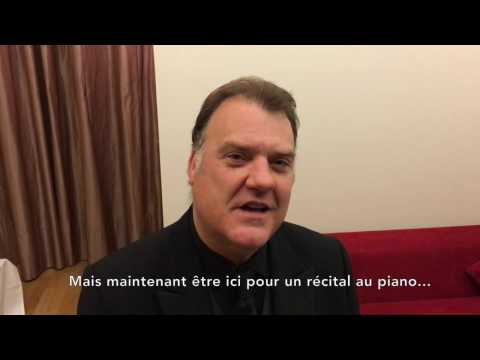 Bryn Terfel à l'Opéra de Monte-Carlo