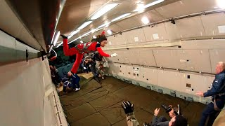 Zero G Flight - Parabolic Flight with IL-76MDK! How to fly a Zero Gravity?