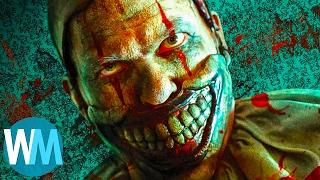 Video Top 10 Most HORRIFIC American Horror Story Characters MP3, 3GP, MP4, WEBM, AVI, FLV April 2017