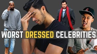 Video The WORST Dressed Celebrities   Style MISTAKES You Should Avoid! MP3, 3GP, MP4, WEBM, AVI, FLV Juli 2018
