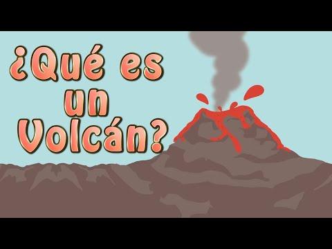 ¿Qué es un Volcán? | Vídeos educativos para Niños📗📗✅