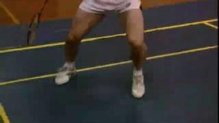 badminton training part 2