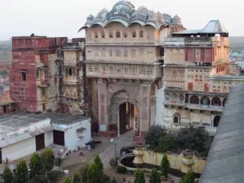 The Splendor of Karauli City Palace