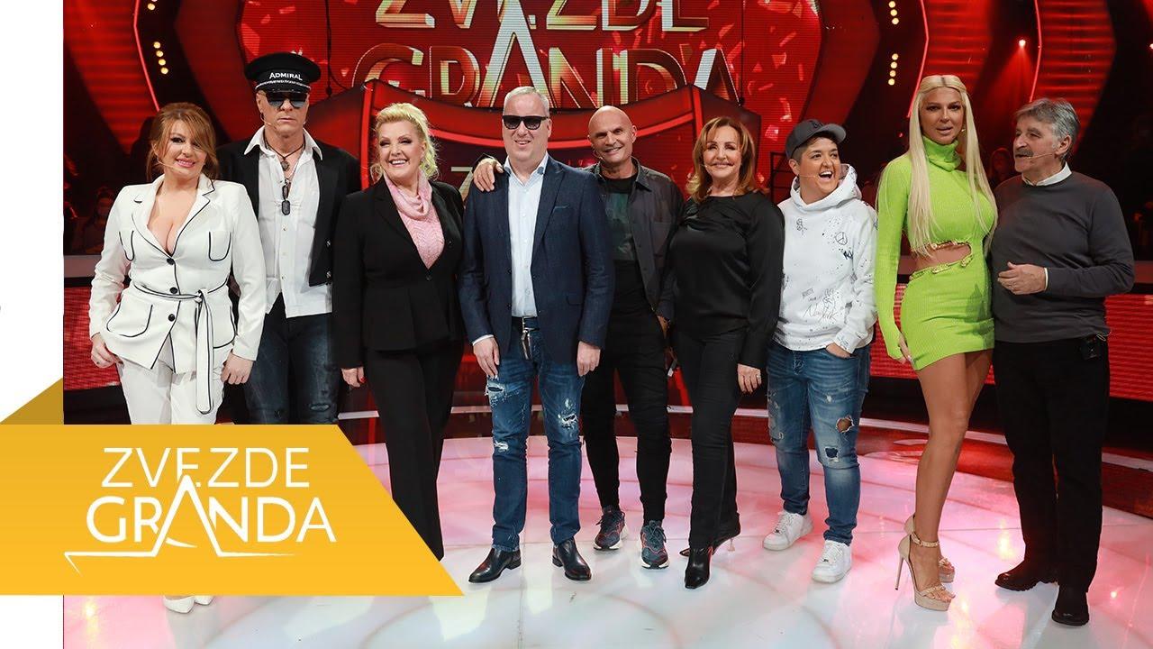 ZVEZDE GRANDA 2021 – cela 57. emisija (06. 03.) – pedeset sedma epizoda – snimak