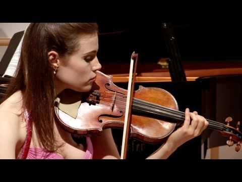CLAREMONT TRIO - Beethoven Op. 1, No. 3 - mvmt. 1 - Allegro con brio