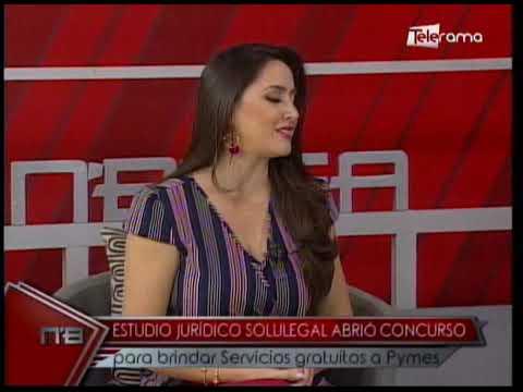 Estudio jurídico Solulegal abrió concurso para brindar servicios gratuitos a Pymes