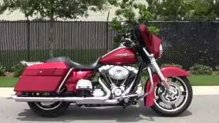 9. 2012 Harley Davidson Street Glide - Used Motorcycles for sale