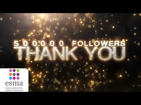 Thank you quotes - 500.000 Subscribers Special! Thank you!