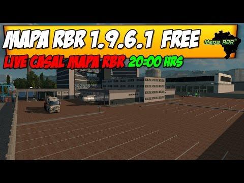 RBR Map  1.9.6.1