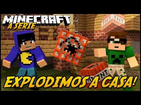 17 - Minecraft com Mods! A série mais divertida do canal, compartilhe esse vídeo com seus amigos. Episódio Anterior: http://bit.ly/1xzUDGL Próximo Episódio: http://bit.ly/1zNvAFE ▻ Nós...