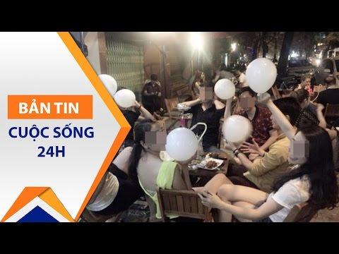 Hà Nội cấm học sinh dùng 'bóng cười' | VTC - Thời lượng: 76 giây.