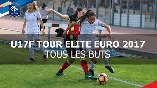 Video U17 Féminine, Tour Elite Euro 2017, tous les buts MP3, 3GP, MP4, WEBM, AVI, FLV Mei 2017