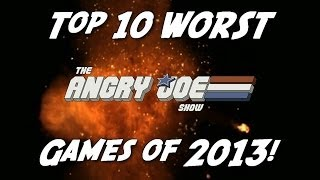 Video Top 10 WORST Games of 2013! MP3, 3GP, MP4, WEBM, AVI, FLV Maret 2018