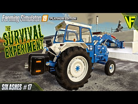 Things Pay Off   The Survival Experiment: Six Ashes   Farming Simulator 19