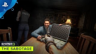 The Sabotage DLC Teaser Trailer