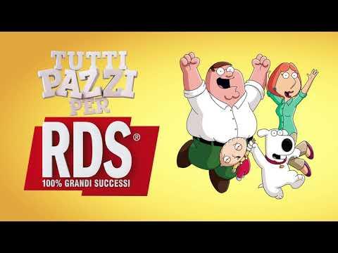 PETER GRIFFIN di TUTTI PAZZI per RDS EP.19
