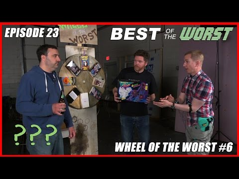 worst; - http://www.redlettermedia.com - Oh no! The Wheel of the Worst is back! This time, the gang is joined by their Canadian friends to suffer with.