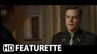 "The Monuments Men Featurette - ""George Clooney's Company"" (2014) HD"