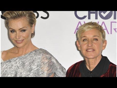 Ellen DeGeneres trauert um ihren alten Herrn
