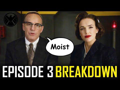 AGENTS OF SHIELD Season 7: Episode 3 Breakdown & Ending Explained   Peggy Carter, Easter Eggs & More
