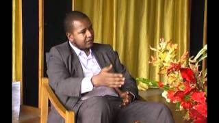 Bilal Show -The Book about  Ethiopian Muslims History by Ahmedin Jebel Part 1