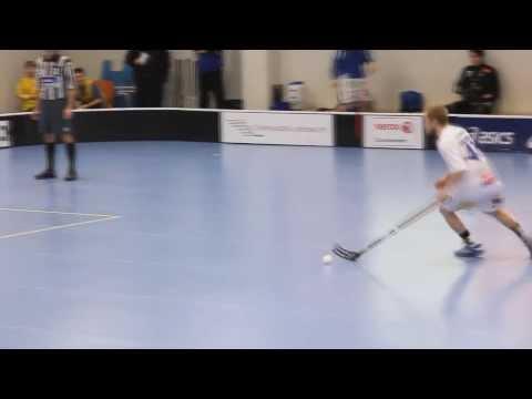 Floorball penalty-video