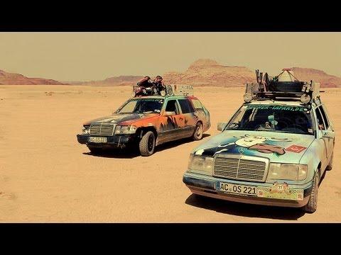 Sand, sun, stars – the Allgäu-Orient Rallye 2013 - Mercedes-Benz original