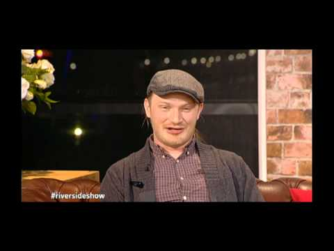 Martin Fell From Tchai-Ovna Glasgow On The Riverside Show 7th Jan 2015