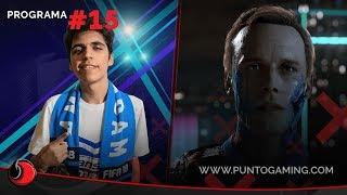 PuntoGaming TV S06E15: Entrevistamos a Nico Villalba, Previa E3 y los anuncios de la semana