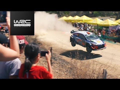 WRC/ Rally México Highlits