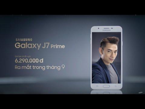 Samsung Galaxy J7 Prime: Đặt hàng sớm – Quà hấp dẫn