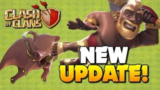 NEW Troop and Defence Levels | CoC Update Sneak Peek! Clash of Clans Spring Update 2019!